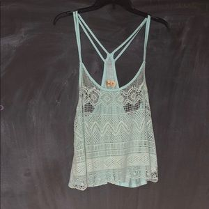 Hollister tank top!